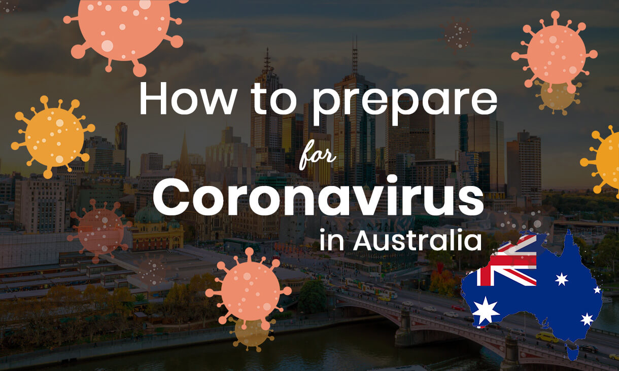 How to prepare for Coronavirus in Australia