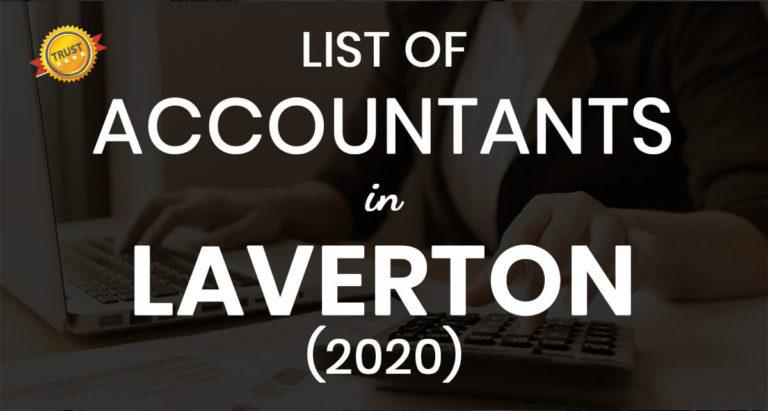 List of Accountants in Laverton 2020