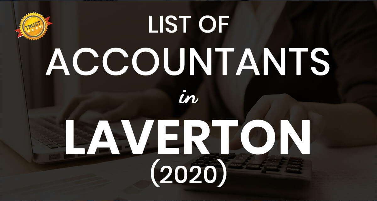 A List of Tax Accountants in Laverton (2020)