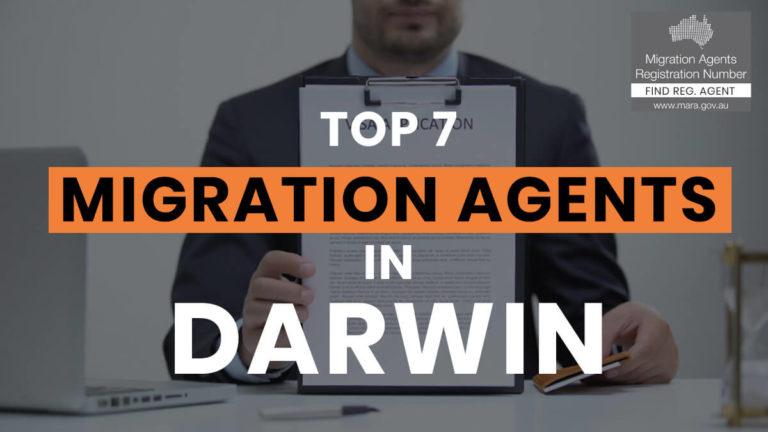 Top 7 Registered Migration Agent in Darwin