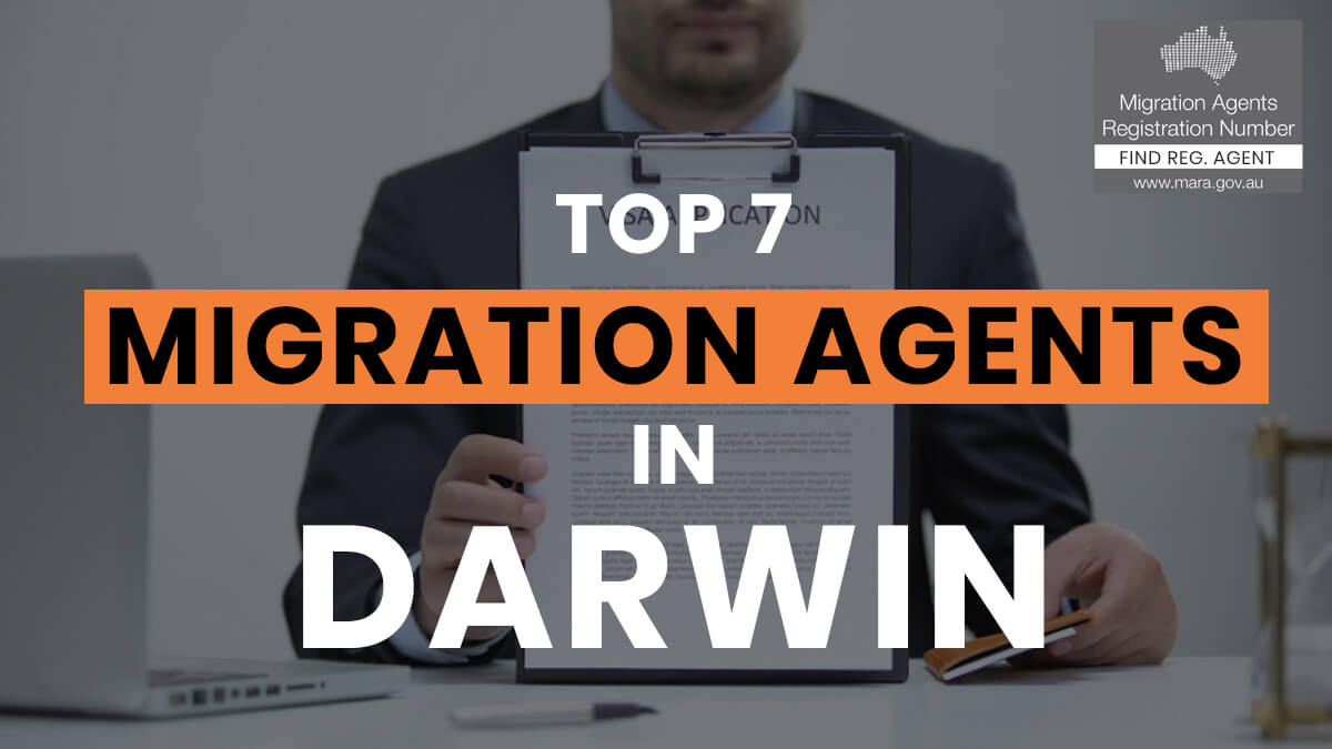 Top 7 Migration Agents in Darwin
